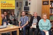 Klub Polskiego Podróżnika w Bibliotece w Gdańsku-Oruni