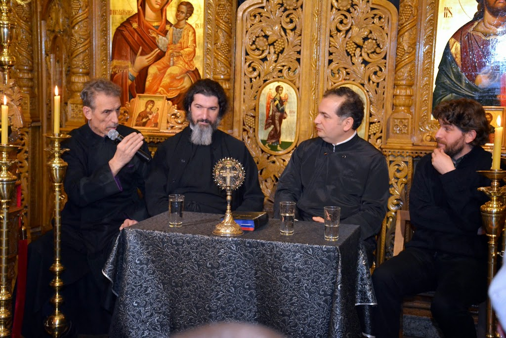 Pr. Vasile Cretu - Sf. Ilie - Gorgani, Sf. Antonie cel Mare - (77)