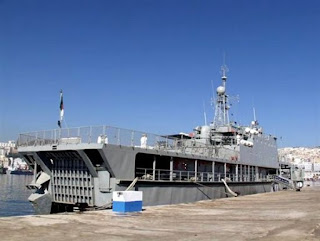 Participation des forces navales de l'ANP à l'exercice «Seaborder-16» en Italie