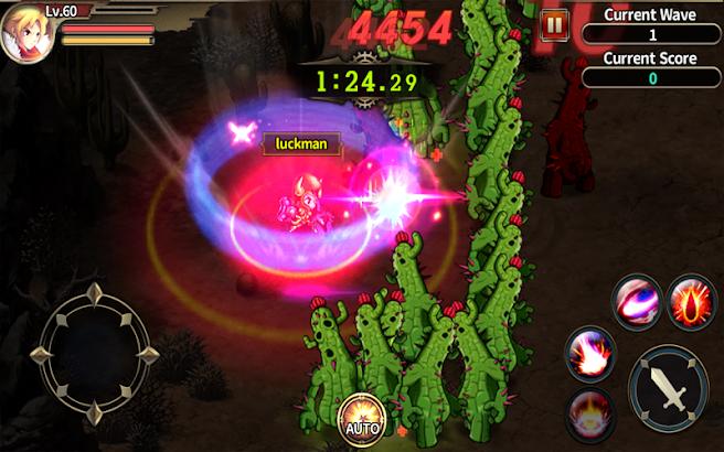 ZENONIA S: Rifts In Time screenshot