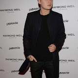 OIC - ENTSIMAGES.COM - Conor Maynard at the Raymond Weil Annual Music Dinner London 12th February 2015
