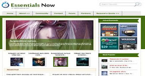 Essential Wordpress Theme