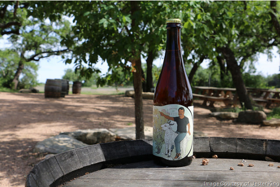 Jester King Releasing Cerveza de Mezquite Batch 2 Feb 16th