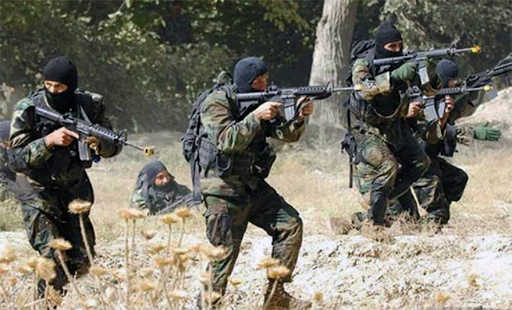 الكاف / عمليات تمشيط مكثفة بالمرتفعات الغربية بعد رصد عناصر مسلحة