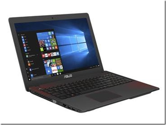 Harga dan Spesifikasi Asus X550IK, Laptop Gaming Entry Level Zaman Now Bertenaga AMD Polaris