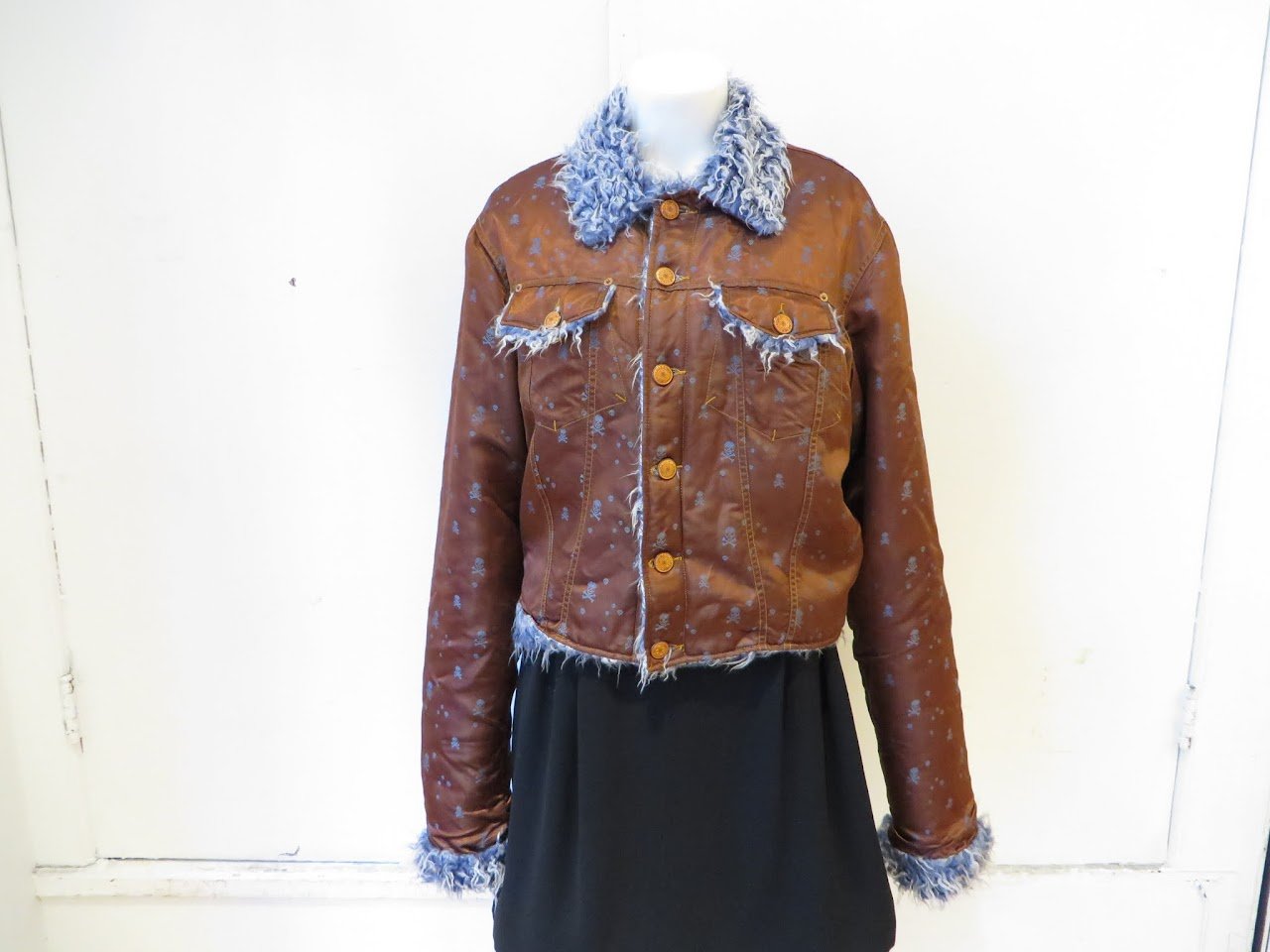 Gauliter Jeans Jacket & Vest
