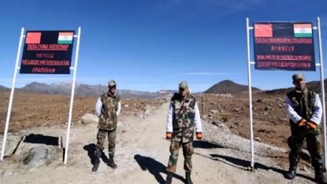 viral hindustan update: चीन ने भारतीय सीमा को पार कर लगाए टेंट, 1962 जैसे हालात बना रहा चीन