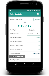 Income Tax Calculator App Download For Android and iPhone 2