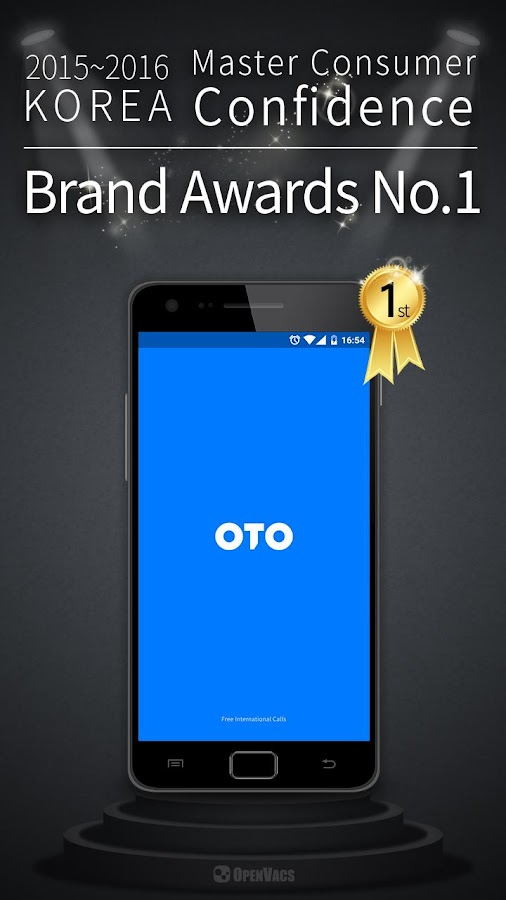 OTO Free International Call- screenshot