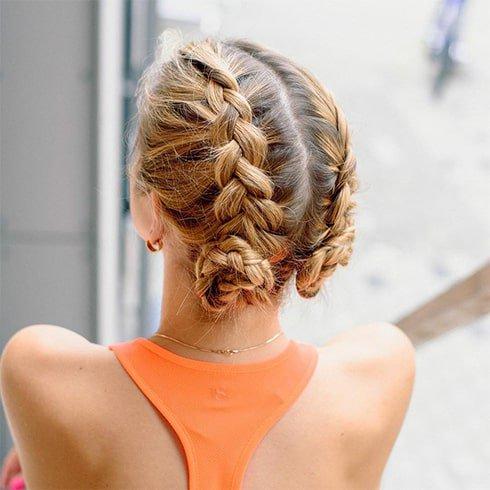 Groovy How To Make Amazing Sporty Hairstyles Fashionist Now Schematic Wiring Diagrams Phreekkolirunnerswayorg