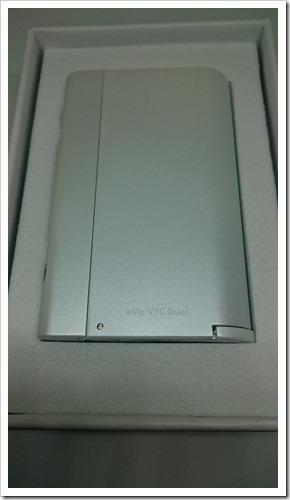 DSC 3848 thumb%25255B2%25255D - 【MOD】「Joyetech eVic VTC Dual MOD」レビュー!大は小を兼ねる!?【デュアルバッテリー/カスタムファームウェア対応】