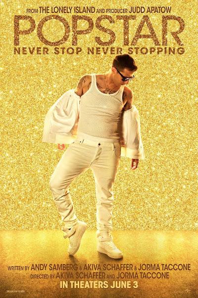 Popstar Never Stop Never Stopping - Ngôi Sao Nhạc Pop