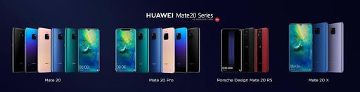 HUAWEI Mate 20 Series สมาร์ทโฟนเรือธงที่สุดแห่งนวัตกรรมของปี