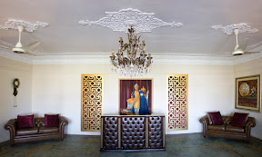 Interior of Gulzaar Mahal