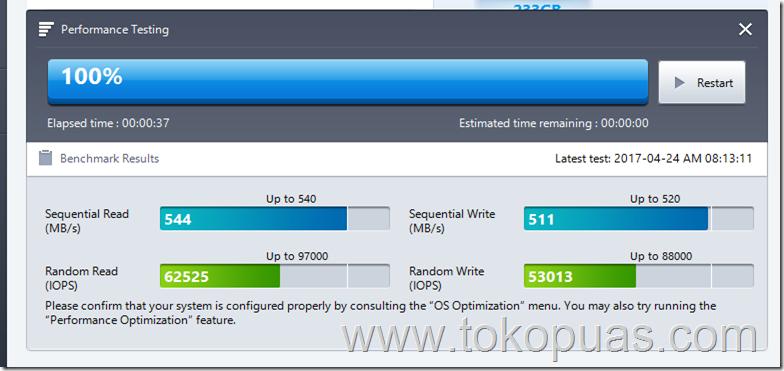 cara cek SSD asli samsung evo 850