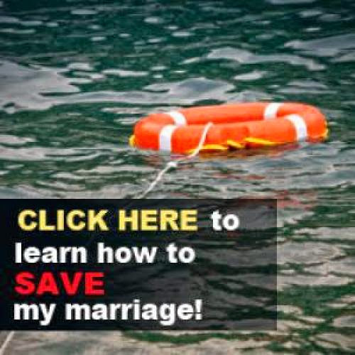 Save My Marriage Before Its To Late