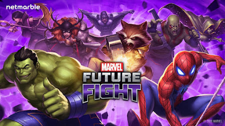 Marvel Future Fight - Sexta Capa