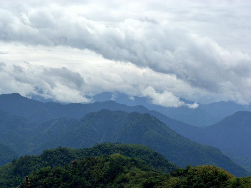Taïwan, 80 % de montagnes splendides