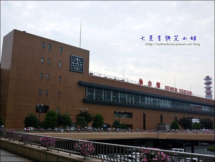 1 仙台車站