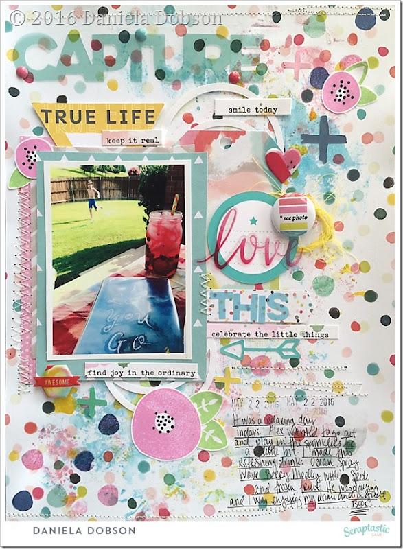 Capture true life by Daniela Dobson