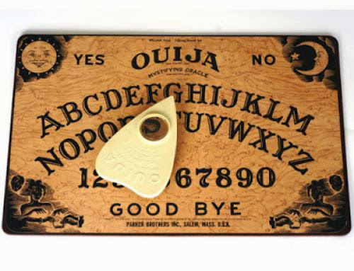 How Ouija Boards Work According To Bbc