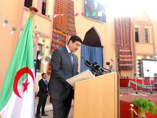 Zitouni souligne l'important enseignement et ancrage de l'histoire d'Algérie aux scolarisés