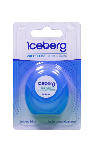 hilo dental iceberg profloss neutro