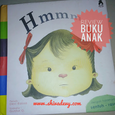 Review Buku Anak: Buku Emosi dari Rabbit Hole
