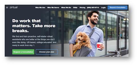 Ways To Make Money Online - Zirtual