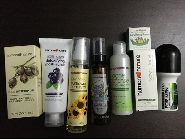 Human Nature Products Review