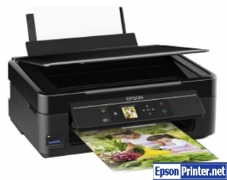 Download Epson Expression Home XP-313 inkjet printer driver & install without installation CD