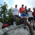Na vrhu Samarskih Stijena