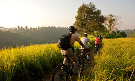 What To Do In Bali Ubud Bali Tourism Bike Tour