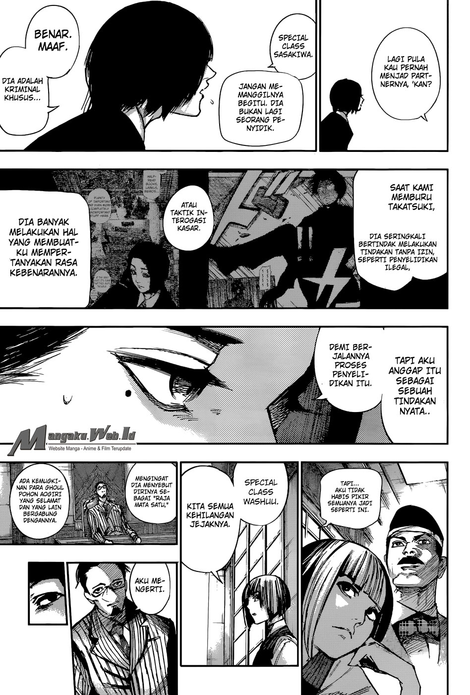 Tokyo Ghoul: Re Chapter 100-7