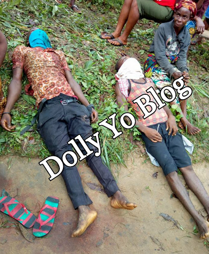 Three Nigerian Youths Were Murdered By The Special Anti-Robbery (SARS) Yesterday