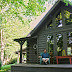 (99) Small Cabin - D-Log - Cumberland Cabin - Honest Abe Log Homes