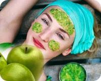 яблочный уксус маска