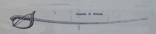 Сабля Радаэлли.