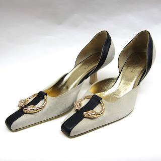 Gucci d'Orsay Heels