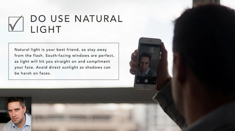 7 trucos fotográficos de Linkedin para conseguir el trabajo de tus sueños
