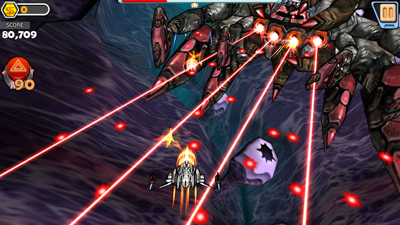 Astrowings Blitz screenshot 09