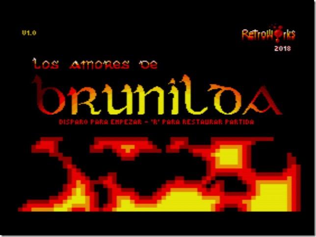 Brunilda MSX 2