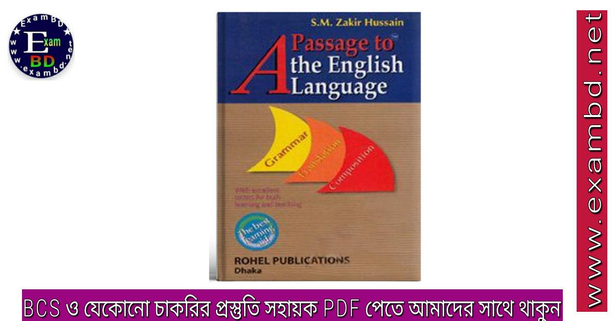 A passage To The English Language (Part 3) PDF Download
