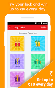 Free Recharge App CashNinja- screenshot thumbnail