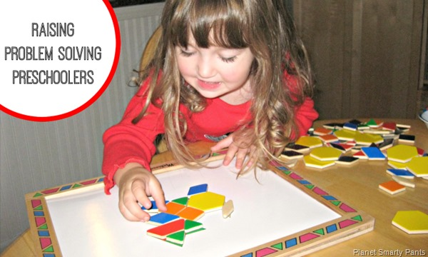 How to teach preschoolers to problem solve