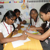 Grade-VII Achievers classroom activity on science on 19/02/2015