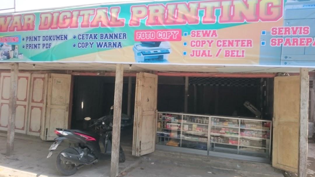 Al-Anwar Digital Printing - Percetakan Komersial