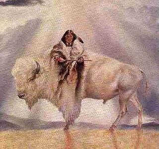 White Buffalo Calf Woman, Gods And Goddesses 7