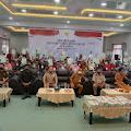 Sekda Aceh Timur Saksikan Presiden Jokowi Serahkan Sertifikat Tanah Rakyat Se-Indonesia Secara Virtual Di Istana Negara