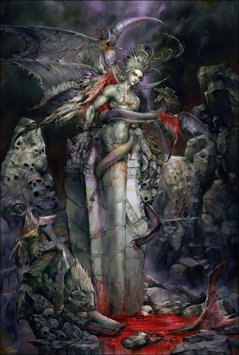 Satanic Demon, Demonesses
